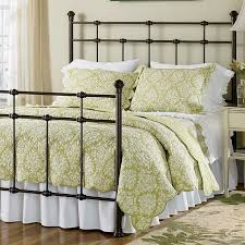 Malm Bed Frame As King Size Bed Frame With Fresh Wrought Iron King