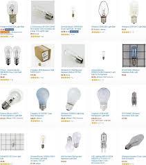 light bulb refrigerator light bulbs replacement bulb