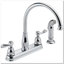 Sink Sprayer Diverter Connection by Delta Kitchen Faucet Spray Diverter Sink And Faucet Home