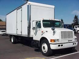 100 Brattain International Trucks 2000 INTERNATIONAL 4700