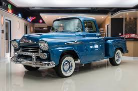 1958 Chevrolet Apache | Classic Cars For Sale Michigan: Muscle & Old ... 1945 Dodge Halfton Pickup Truck Classic Car Photos 1956 Ford F100 2door Pickup Restored For Sale 1965 D100 Nut And Bolt Restoration Mopar 318 1929 Ford Model A Pickup Stored Custom Classic Street Rod Trucks For Sale March 2017 The Buyers Guide Drive 10 You Can Buy Summerjob Cash Roadkill Find Great Deals On Ebay Old Trucks Stored 1942 Chevrolet 12 Ton Vintage Vintage Pickups That Deserve To Be