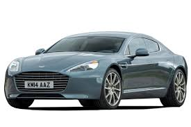 Aston Martin Rapide S hatchback review
