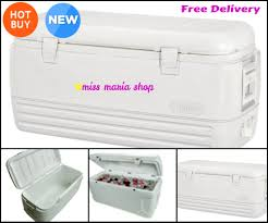 Keter Woodland Storage Box by Cooler Large Igloo Cool Box Ice Chest 5 Days Portable Fridge 114