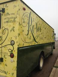 Roise Is A Fully Functional Mobile Flower Boutique She Yellow And Green Full Of Vintage Charm Travels The City Attending Events Festivals