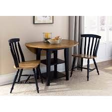 5 Piece Oval Dining Room Sets by Winsome Trading Harrington 3 Piece Counter Height Dining Table Set