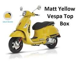 Image Is Loading Vespa GTS Super Sport TOP BOX ONLY 2017