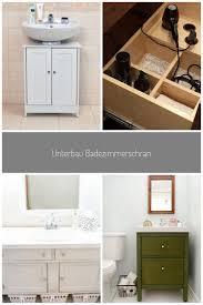 unterbau badezimmerschrank schrank waschtisch unter