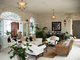 British Colonial Living Room Furniture