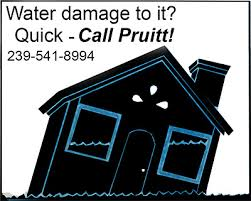 emergency water extraction for cape coral fort myers and naples