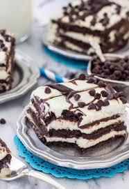 Chocolate Icebox Cake Sugar Spun Run