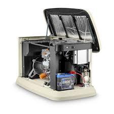 Generac Portable Generator Shed by Generac Guardian 7042 22kw Aluminum Automatic Standby Generator