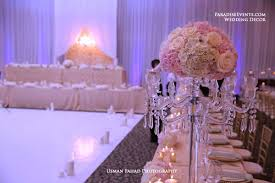 Wedding Decor Vancouver Full Room Draping Centerpiece Flower