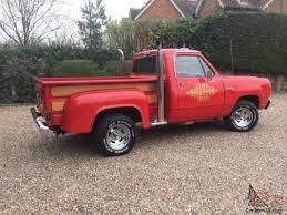 100 Side Step For Truck Dodge Lil Red Express 1979 Mopar Engine Step Truck Pickup PX