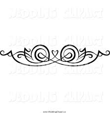 Royalty Free Stock Wedding Designs Of Swirls