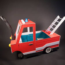 DIY Firetruck Wagon Upgrade | Wholesale Halloween Costumes Blog