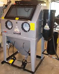 Media Blasting Cabinet Lighting by Direct Pressure Blast Cabinet Bb 850xld Fl Pr Badboy Blasters