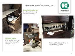 Masterbrand Cabinets Inc Careers by Kbis 2016 U2014 Clever Storage By Kesseböhmer