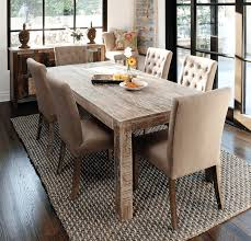 Extraordinary Wood Dining Room Table Set Decor Ideas E Sets Las Vegas Unique Trendy Reclaimed Dinner Leather Chairs Old Of Kitchen