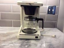 Vintage NORELCO 10 Cup Dial A Brew Drip Coffee Maker