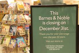 Empty Shelves: Patrons Lament Demise Of Bay Terrace Barnes & Noble ...