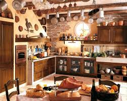 Image Of Country Style Kitchen Design Ideas