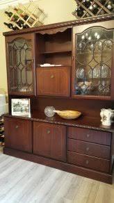 Mahogany Dining Room Cabinet
