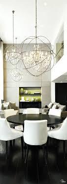 Wonderful Modern Dining Room Chandeliers Chandelier Home Furniture Best Design
