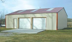 Metal Storage Shed Doors by Amazing Menard Garage Kits With Creamed Galvanized Steel Storage