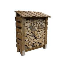Everton 8 X 12 Wood Shed vintage small side firewood shed firewood shed storage in