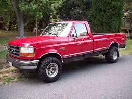 100 1992 Ford Truck F150 Regular Cab Long Bed Pickups