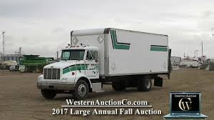 Peterbilt Box Truck - YouTube 2006 Intertional Paystar 5500 Cab Chassis Truck For Sale Auction J Ruble And Sons Home Facebook 2005 7600 Fort Wayne Newspapers Design An Ad 2019 Maurer Gondola Gdt488 Scrap Trailer New Haven In 5004124068 2008 Sfa In Indiana Trail King Details Freightliner Fld112 Fld120 Youtube 2012 Peterbilt 337