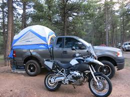 Review: Sportz Truck Tent For Motorcycle Camping