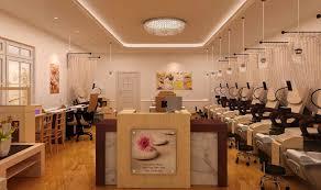 Beauty Salon Decor Ideas Pics by Nail Salon Interior Decorating Ideas Rajawali Racing