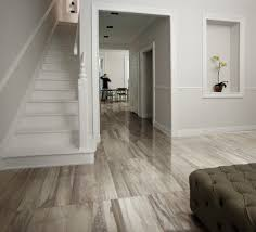 Groutless Porcelain Floor Tile by Kauri Grey Wood Plank Inspired Porcelain Floor Tiles Pinterest