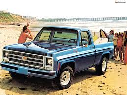 100 Varsity Blues Truck 1979 Chevrolet C10 Scottsdale Sport Pickup Squarebodies Chevy