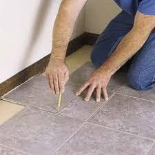 how to cut in self adhesive floor tiles pinteres