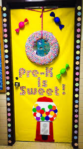 Pictures Of Halloween Door Decorating Contest Ideas by Best 25 Candy Bulletin Boards Ideas On Pinterest Candy Theme
