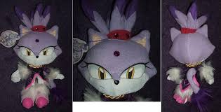 blaze the cat plush plush blaze