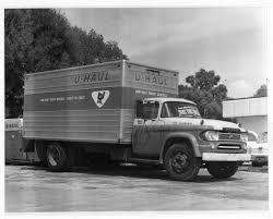 100 First Dodge Truck 1959 First UHaul Truck My UHaul StoryMy UHaul Story