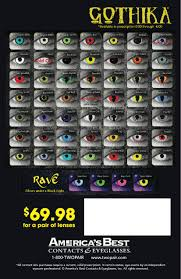 Halloween Contacts Cheap No Prescription by 100 Vampire Halloween Contacts All Products Colored