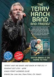 TERRY HANCK AND HIS BAND ARE BACK IN THE O C