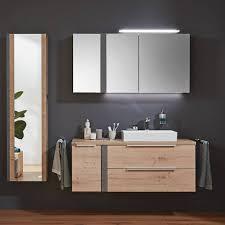 puris modern badmöbel als set 126 cm