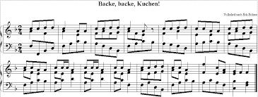 b notten lieder
