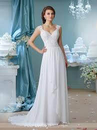 designer lace chiffon satin tulle a line ball gown wedding dress