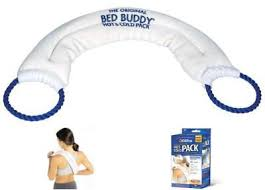 Bed Buddy Heating Pad by Bed Buddy Neck Wrap Cold Pack Pain Relief Therapy Moist Heat
