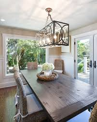 Decorations Deck Wrought Iron Table Contemporary Lighting Dining Room Office Space Pics Vintage Style Living Furniture Edison Pendant Interior