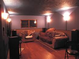 Unfinished Basement Ceiling Paint Ideas by Good Basement Lighting Options Jeffsbakery Basement U0026 Mattress