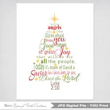 12 Ft Christmas Tree Sams Club by Christmas Tree Printable Scripture Art With Luke 2 Bible Verse