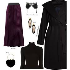 How To Wear Sexy Modest Winter Date Outfit Idea 2017