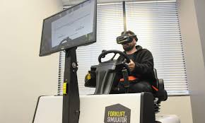 100 Forklift Truck Simulator Meet The Makers Of A Virtual Forklift